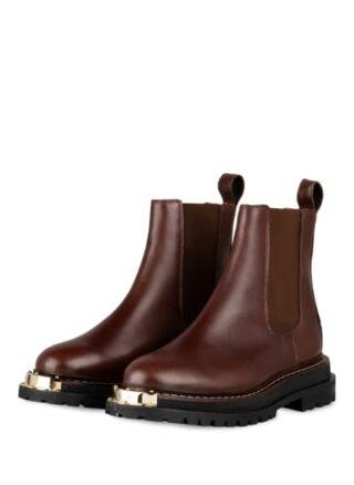 Sandro Chelsea-Boots, Braun