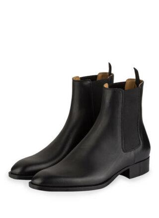 sandro Chelsea Boots Herren, Schwarz