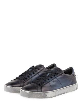 Santoni Gloria Sneaker, Blau