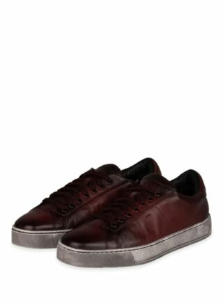 Santoni Gloria Sneaker, Rot