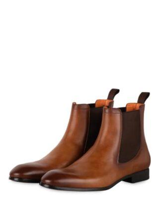 Santoni Simon Chelsea-Boots, Braun