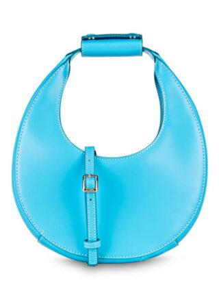 Staud Moon Mini Handtasche, Blau