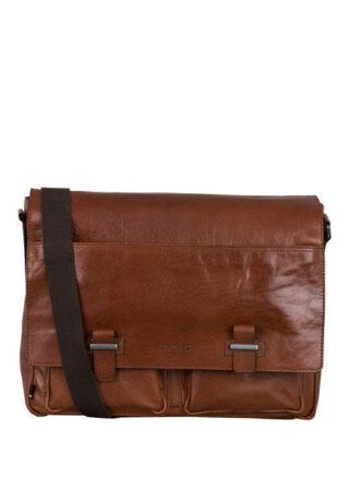 Strellson Sutton Laptop-Tasche, Braun