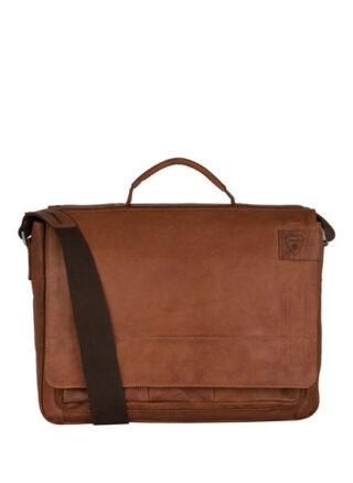 Strellson Upminster Laptop-Tasche, Braun