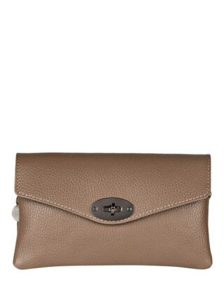 Style Icon Clutch, Beige