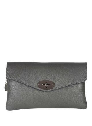 Style Icon Clutch, Grau