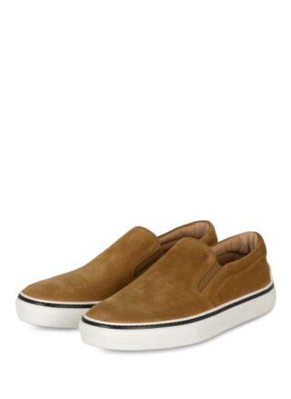 TOD'S Cassetta Slip-On-Sneaker, Braun