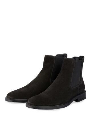 TOD'S Chelsea-Boots, Grau