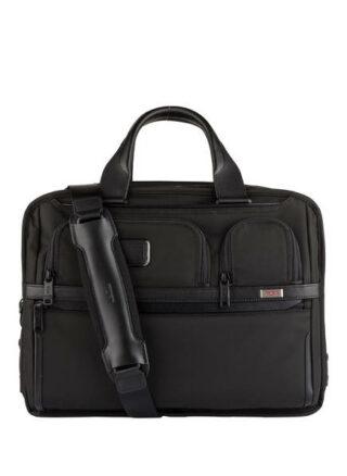 Tumi Alpha 3 Laptop-Tasche, Schwarz