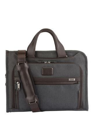Tumi Alpha Slim Deluxe Business-Tasche, Grau