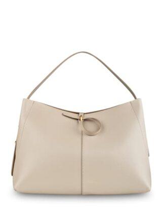 Wandler Ava Medium Handtasche, Beige
