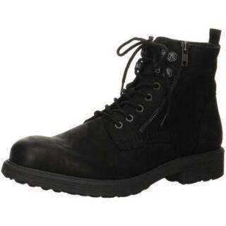 Apex Footwear Stiefel Herren, Schwarz