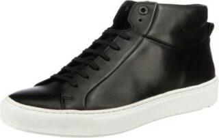 LLOYD Ashburn Sneaker High Herren, Schwarz