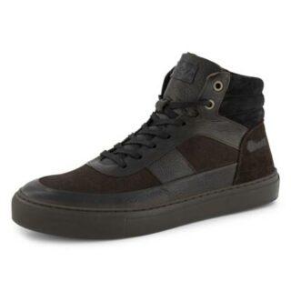 NoGRZ A. Rimaldi Sneaker High Herren, Braun
