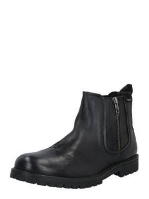 Pepe Jeans Chelsea Boots Herren, Schwarz