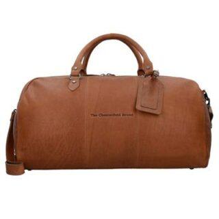 The Chesterfield Brand William Weekender Reisetasche Damen, Braun