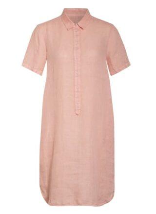120%Lino Leinenkleid, Pink