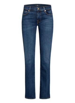7 For All Mankind Bootcut Jeans Damen, Blau