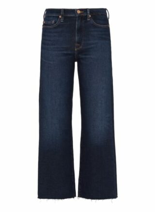7 For All Mankind Flared Jeans Luxe Vintage, Blau
