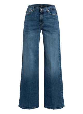 7 For All Mankind Jeans Lotta, Blau