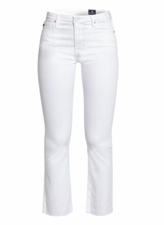 Ag Jeans 7/8-Jeans The Jodi Crop, Weiß