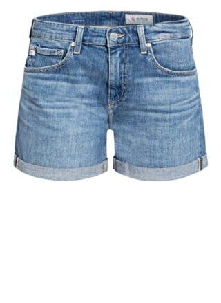 Ag Jeans Jeans-Shorts, Blau
