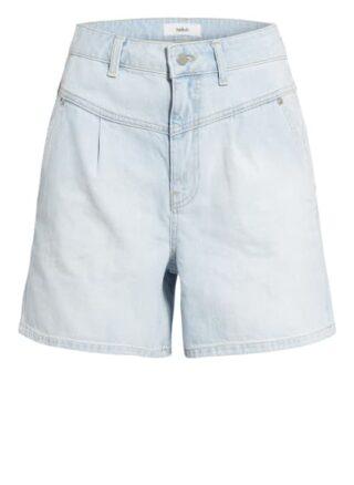BA&SH Josh Jeans-Shorts Damen, Blau