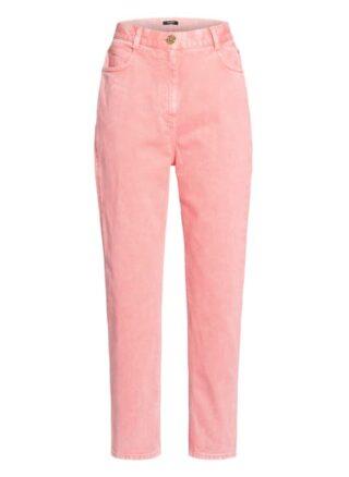 Balmain 7/8-Jeans, Pink