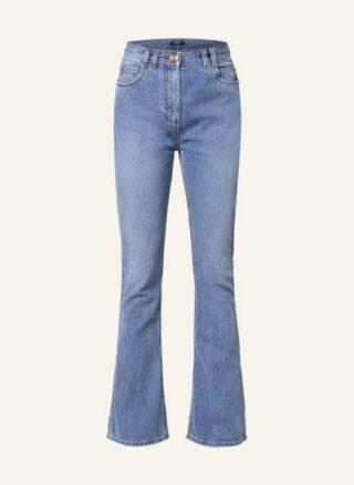 Balmain Bootcut Jeans, Blau