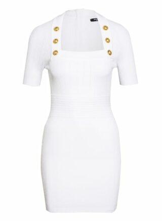 Balmain Strickkleid, Weiß