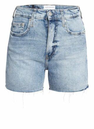 Calvin Klein Jeans Jeans-Shorts, Blau