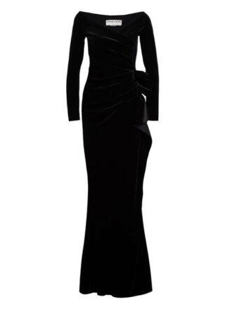 Chiara Boni La Petite Robe Abendkleid, Schwarz