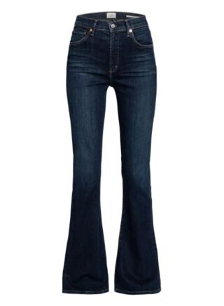 Citizens Of Humanity Bootcut Jeans Lilah, Schwarz