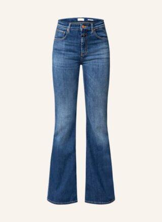 Closed Bootcut-Jeans Rawlin, Blau