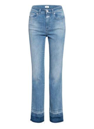 closed Leaf Flared Leg Jeans Damen, Blau