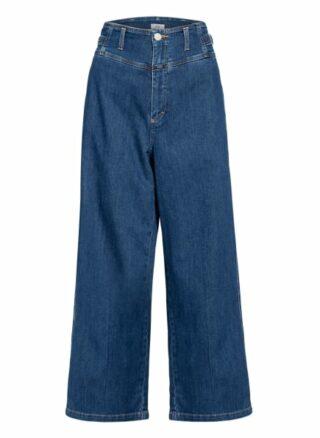 Closed Jeans-Culotte Ayna, Blau