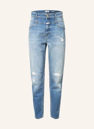 Closed Mom Jeans, Blau