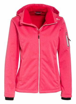 Cmp Softshell-Jacke, Pink