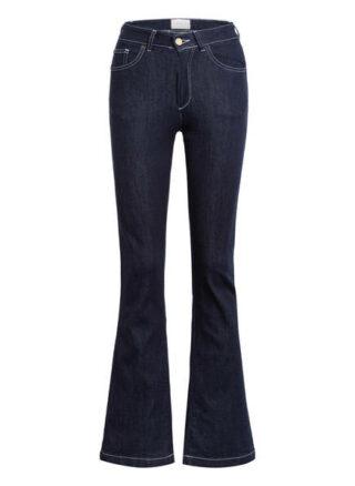 Damsel in A Dress Bootcut Jeans Kandra, Blau
