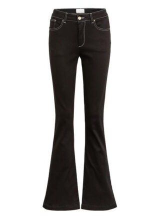 Damsel in A Dress Bootcut Jeans Mea, Schwarz