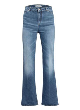 Dorothee Schumacher Flared Jeans, Weiß