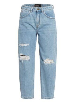 Drykorn Boyfriend Jeans Shelter, Blau