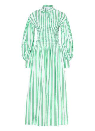 Ganni Kleid, Grün