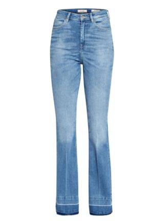 Guess Bootcut Jeans Pop 70s, Blau