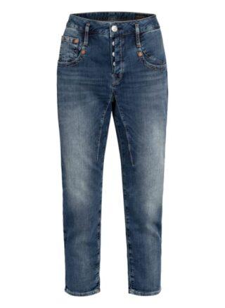 Herrlicher 7/8-Jeans Shyra Cropped, Blau