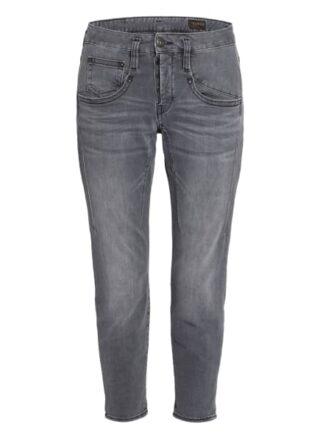 Herrlicher 7/8-Jeans Shyra, Grau
