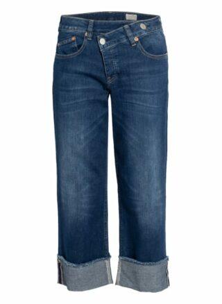 Herrlicher Jeans-Culotte Mäze, Blau