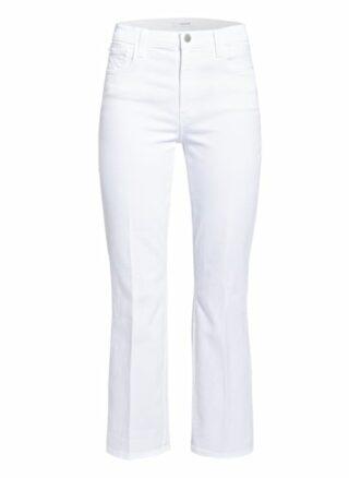 J Brand 7/8-Jeans Franky, Weiß