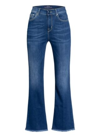 Jacob Cohen Flared Jeans Zaira, Blau