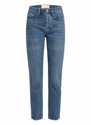 JEANERICA Slim Fit Jeans Damen, Blau